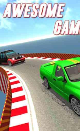 GT Racing Stunts: Tuner Car Driving 3