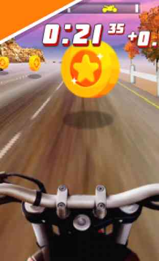 Highway Rider Extreme - 3D Motorbike Racing Game 1
