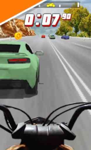 Highway Rider Extreme - 3D Motorbike Racing Game 2