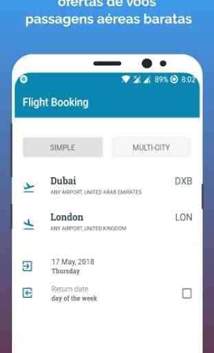 Ofertas de voos-passagens aéreas baratas 1