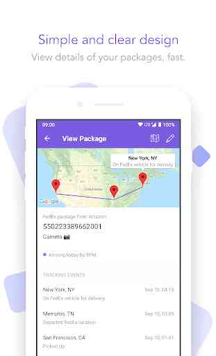 OneTracker - Package Tracking 2