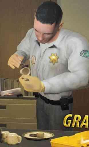 Polícia Official criminal caso investigação jogos 2