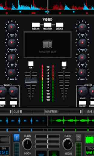Professional DJ Player Pro 1
