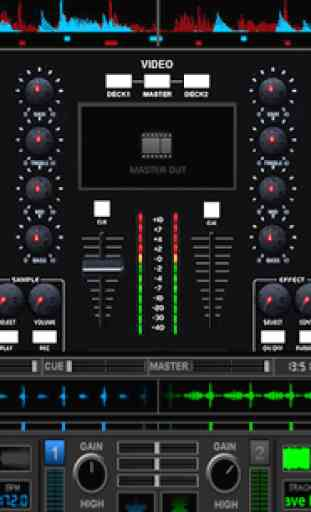 Professional DJ Player Pro 2