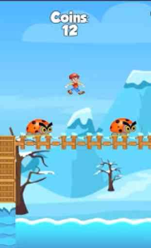 Super Adventures of Teddy 1