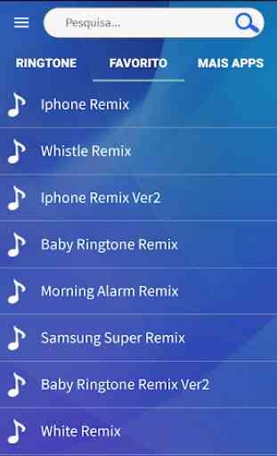 Toques Para Celular Remix 3