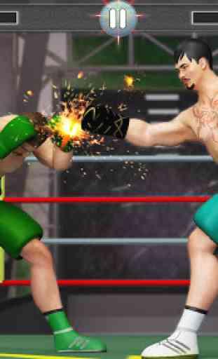 Torneio Mundial de Boxe 2019: Punch Boxing 1