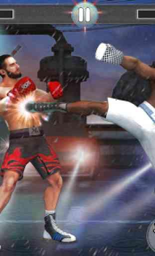 Torneio Mundial de Boxe 2019: Punch Boxing 2