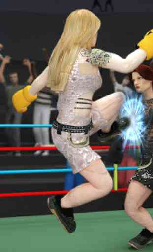 Torneio Mundial de Boxe 2019: Punch Boxing 4