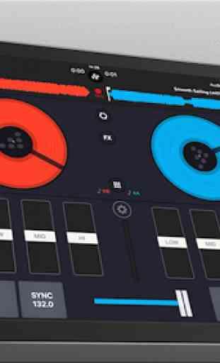 VIRTUAL FLDJ STUDIO - Djing & Mix your music 1