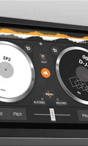 VIRTUAL FLDJ STUDIO - Djing & Mix your music 2