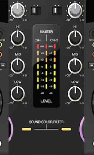Virtual MP3 DJ  Mixer 1