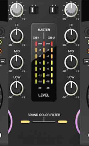 Virtual MP3 DJ  Mixer 2