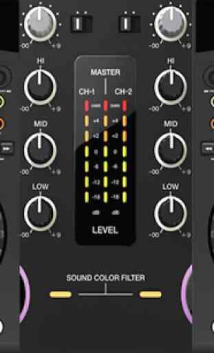 Virtual MP3 DJ  Mixer 3