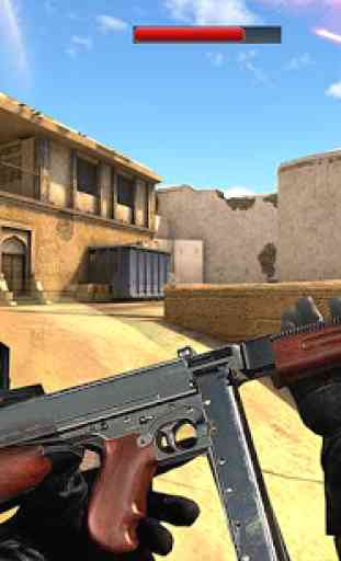 Army Squad Survival War Shooting Game 1