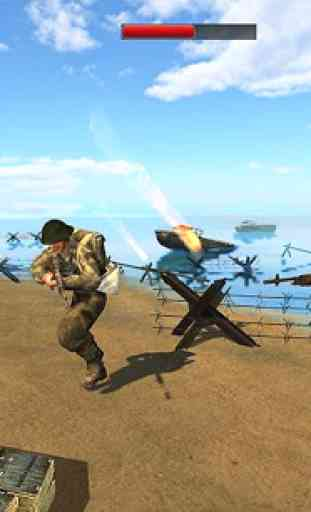 Army Squad Survival War Shooting Game 2