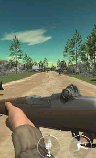 Call Of Courage : WW2 FPS Action Game 1