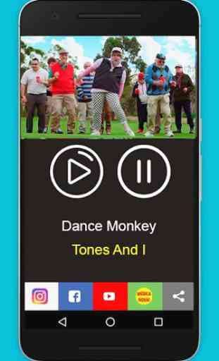 Dance Monkey - Music - Offline - Free 1