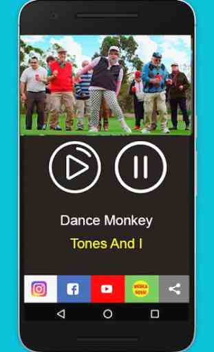 Dance Monkey - Music - Offline - Free 2