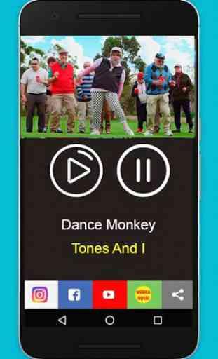 Dance Monkey - Music - Offline - Free 3