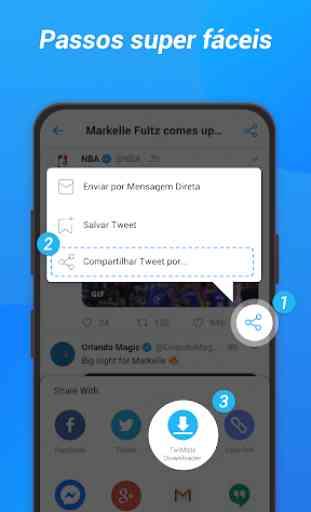 Download Twitter Videos - Baixar Twitter Vídeo GIF 2