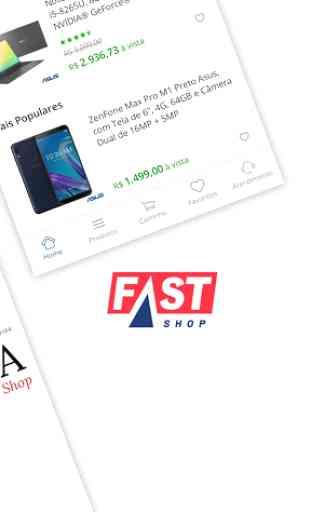 Fast Shop: Compras Online, Ofertas e Qualidade 2
