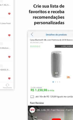 Fast Shop: Compras Online, Ofertas e Qualidade 4