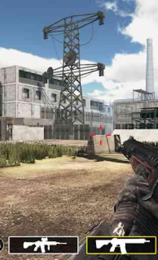 Free FPS Survival Battleground Commando Battle 4