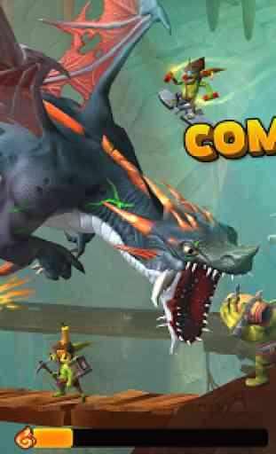 Hungry Dragon™ 3