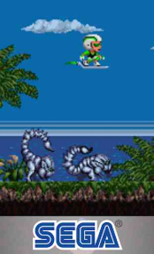 Kid Chameleon Classic 4