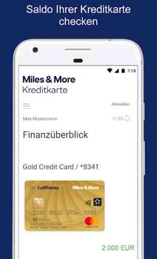 Miles & More Credit Card 2