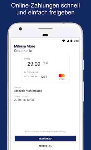 Miles & More Credit Card 3
