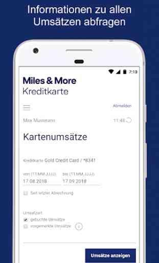 Miles & More Credit Card 4