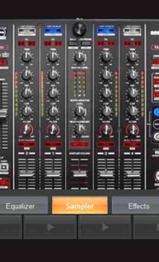 Simulator DJ Mixer 1