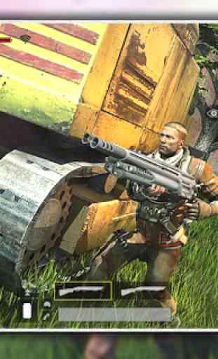 Squad Survival Free Fire Battlegrounds 3D 2
