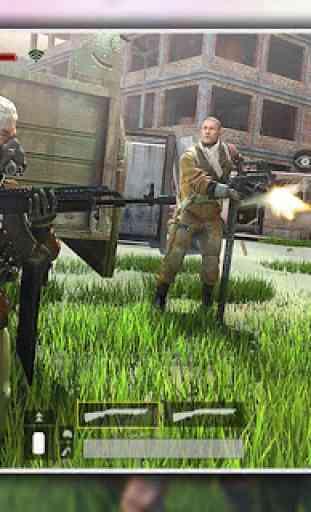 Squad Survival Free Fire Battlegrounds 3D 3