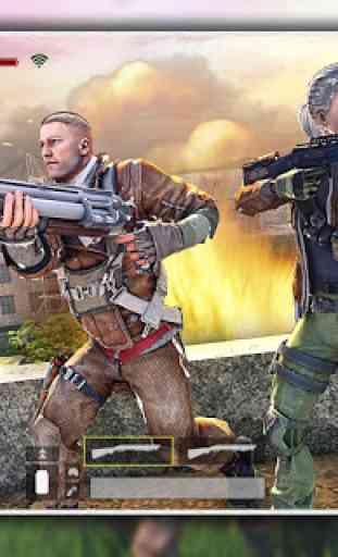 Squad Survival Free Fire Battlegrounds 3D 4