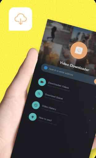 Todos Video Downloader 2019 : Video Downloader App 1