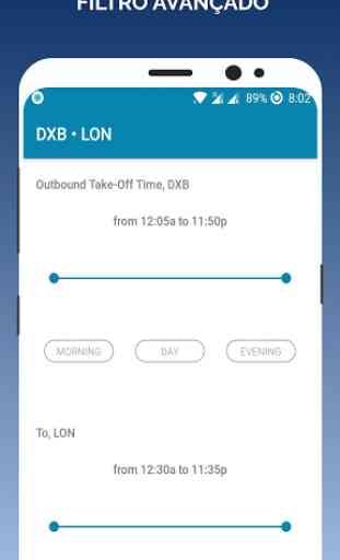 App de reserva de bilhetes de voo barato 4
