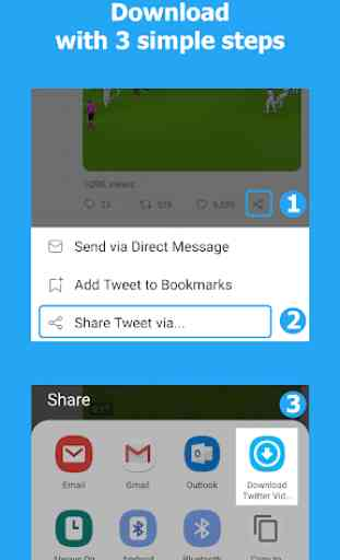 Download Twitter Videos - Twitter video downloader 3