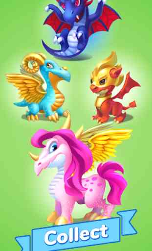 Dragons: Miracle Collection 3