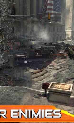 Elite Army Modern combat: FPS Jogo de tiro 3