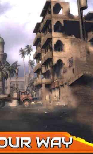 Elite Army Modern combat: FPS Jogo de tiro 4