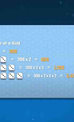 Farkle 10000 -  Gratuito Jogo de Dados 3