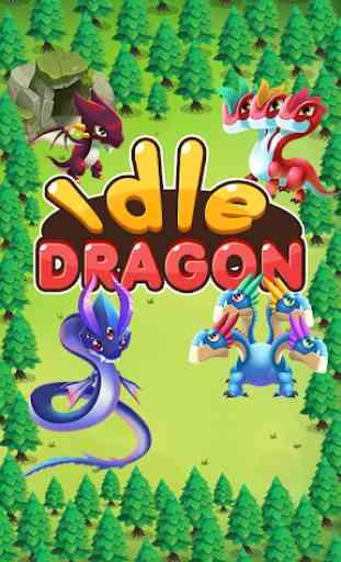 Idle Dragon - Merge the Dragons! 1