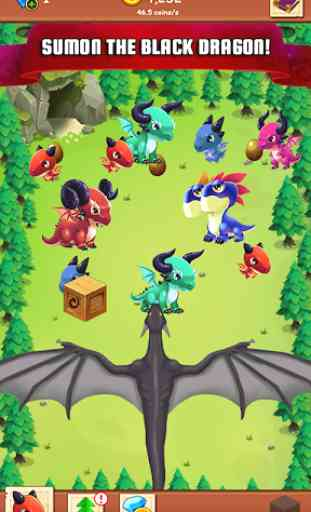 Idle Dragon - Merge the Dragons! 4