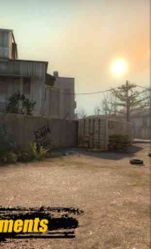 US Special Ops FPS Battle Counter Terrorist Attack 2