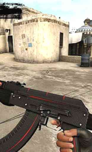 US Special Ops FPS Battle Counter Terrorist Attack 3