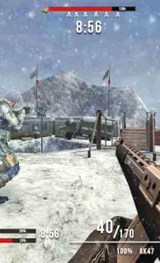 World War Army - New Free FPS Shooting Games 1