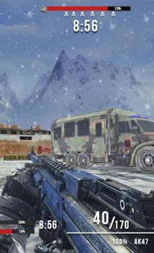 World War Army - New Free FPS Shooting Games 2